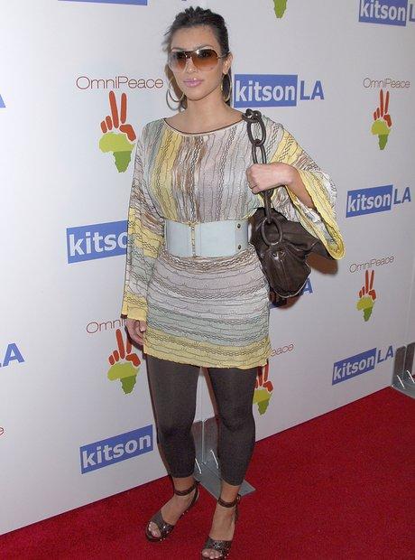 Kim Kardashian 2007