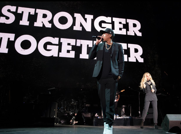 Beyonce Jay Z Get Out The Vote 2016