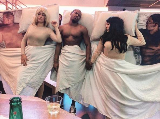 Kanye West Famous Halloween costume
