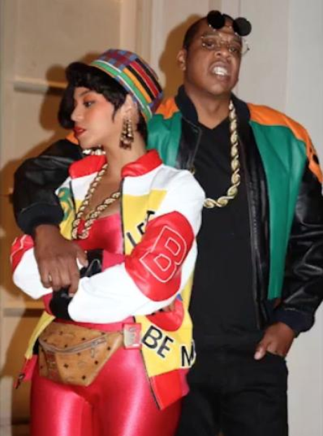 Beyonce and Jay Z Halloween