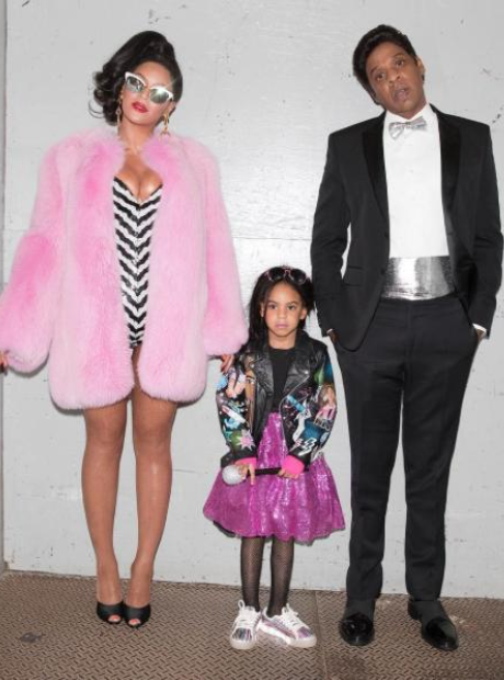 Beyonce Jay Z Blue Ivy Halloween  sc 1 st  Capital XTRA & 18 Of The Best Celebrity Halloween Costumes - Capital XTRA