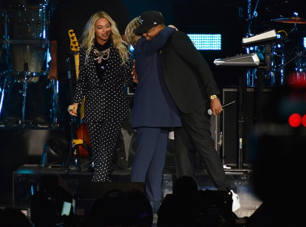 Beyonce Jay Z Hillary Clinton Get Out The Vote 201
