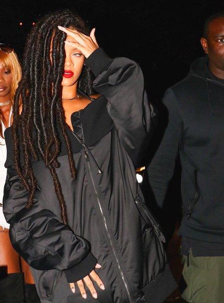 Rihanna NYC