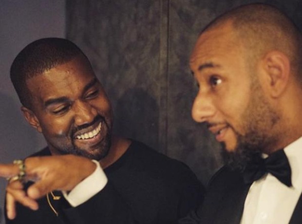 Kanye West Swizz Beats