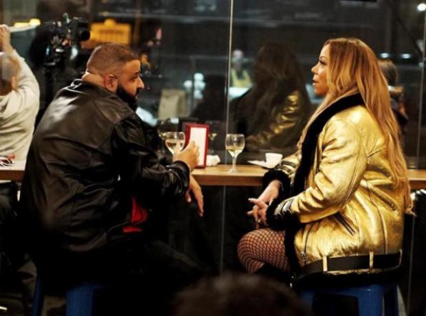 DJ Khaled Mariah Carey