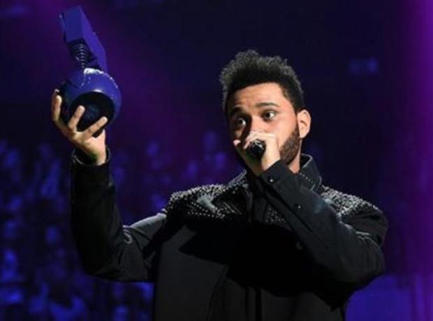 The Weeknd EMAs