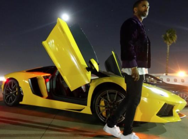Big Sean Lamborghini