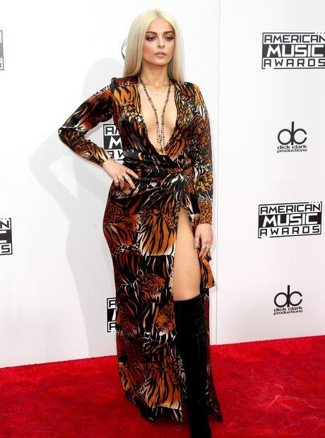 Bebe Rexha AMAs 2016