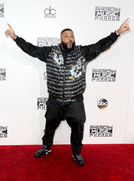 DJ Khaled AMAs 2016