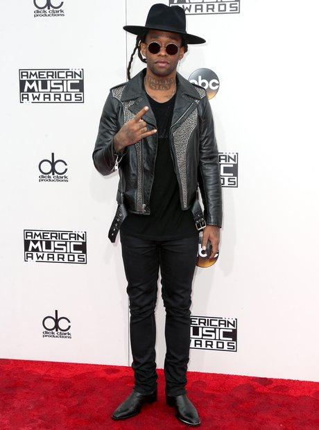 Ty Dolla Sign AMAs 2016