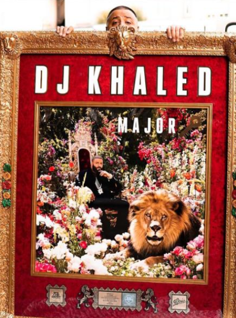 DJ Khaled Major Key Goes Gold
