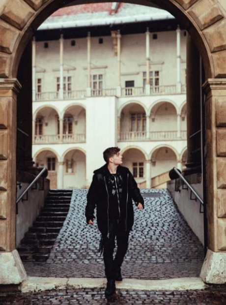 Martin Garrix Sightseeing In Poland