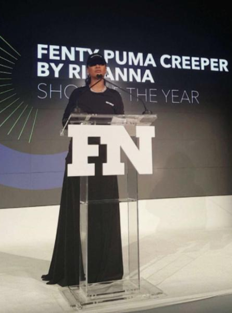 Rihanna FNAA Speech