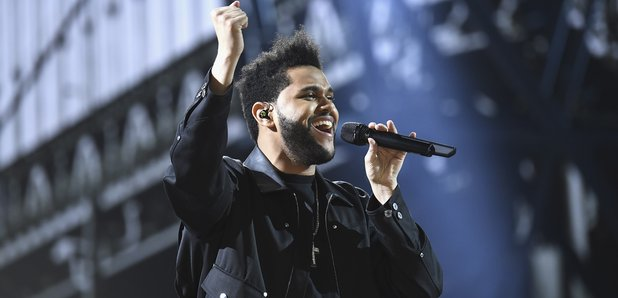 e5146e34127 Watch The Weeknd s Showstopping Performance At The Victoria s Secret ...