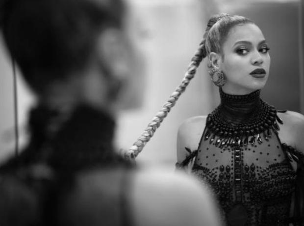 Beyonce At Tidal X concert