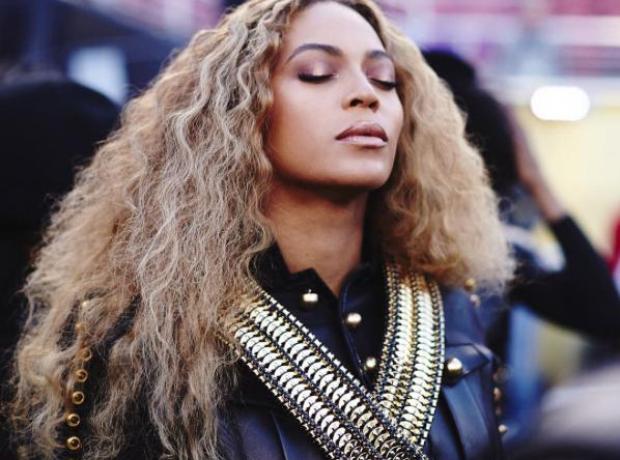 Beyonce Superbowl 2016