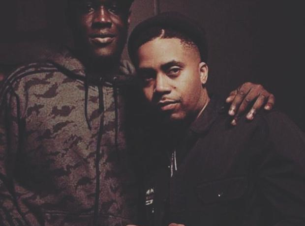 Stormzy and Nas