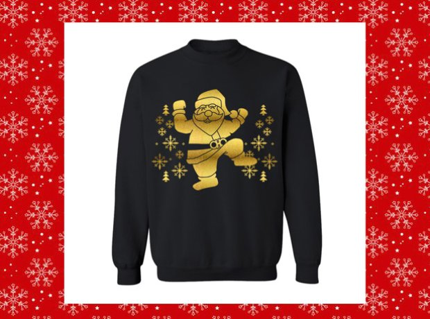 2 Chainz Christmas Jumper