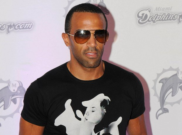 Craig David in Miami, 2010