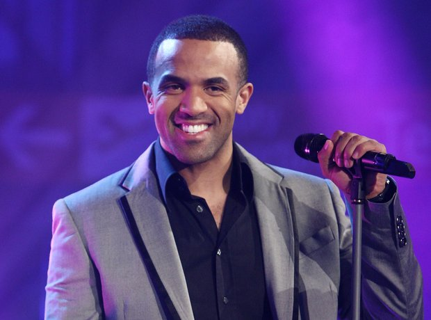 Craig David Performing in 2008