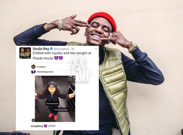 Soulja Boy Chris Brown Beef