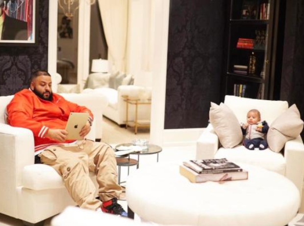 DJ Khaled New House Beverly Hills