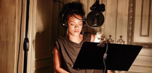 תוצאת תמונה עבור Rihanna Studio