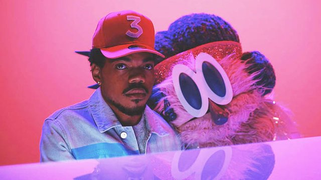 chance the rapper releases muppet filled same drugs video watch capital xtra. Black Bedroom Furniture Sets. Home Design Ideas