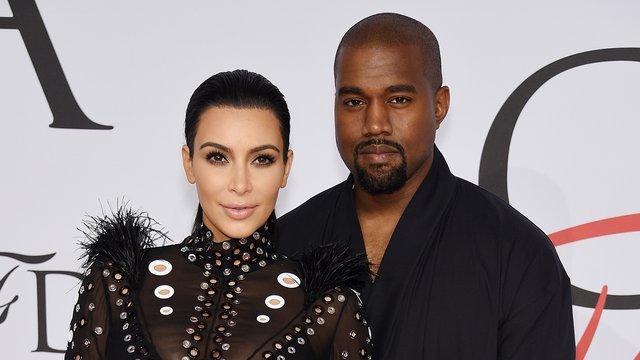 Kanye West & Kim Kardashian Confirm Sex Of Third Baby - Capital XTRA
