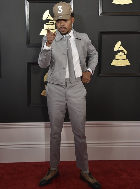 Chance The Rapper Grammy Awards 2017