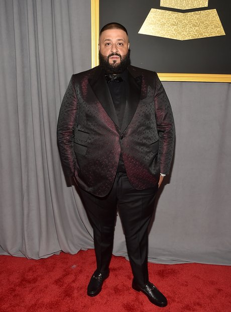 DJ Khaled height