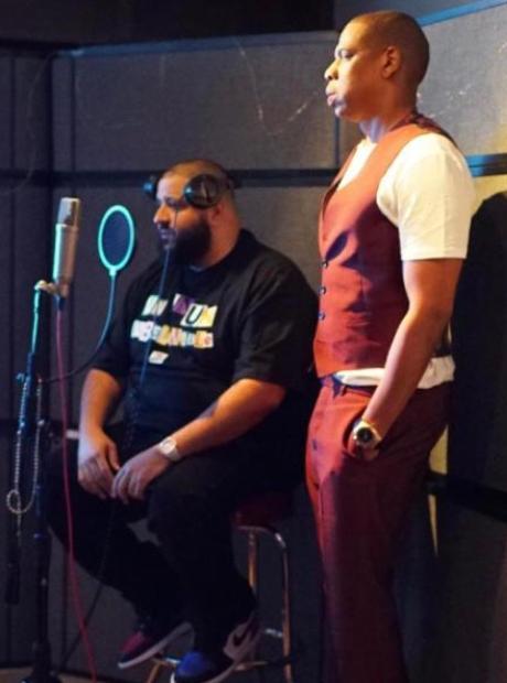 DJ Khaled Jay Z