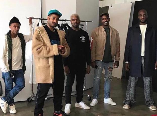 Kanye West Yeezy  Season 5 Instagram