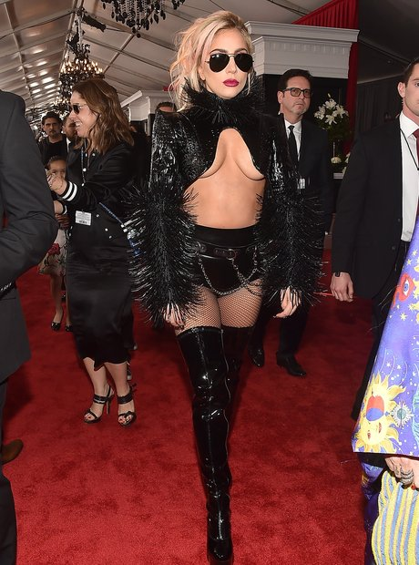 Lady Gaga Grammy Awards 2017