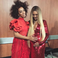 Image 5: Solange and Beyonce Knowles
