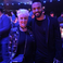 Image 5: Craig David and his mum at the BRITs