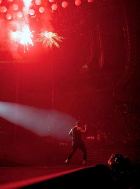 Drake Boy Meets World Tour in Birmingham