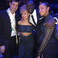 Image 4: Raye and Stormzy at the BRITs 2017