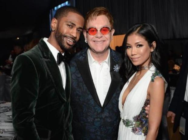 Big Sean, Elton John, Jhene Aiko