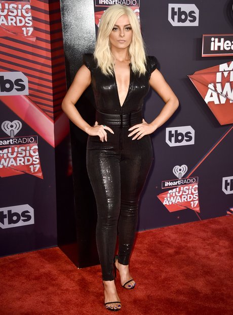Bebe Rexha at the iHeartRADIO Awards