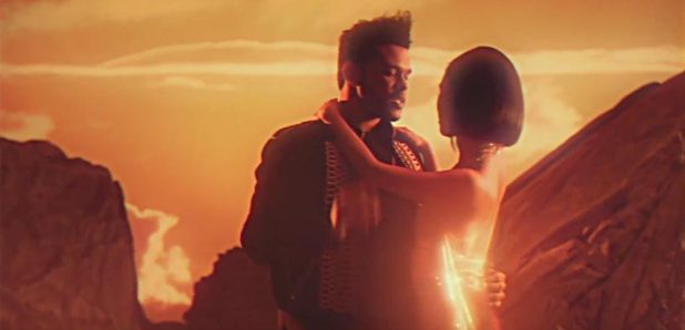 The Weeknd Drops Apocalyptic 'I Feel It Coming' Music Video