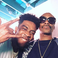 Image 2: Desiigner and Snoop Dogg