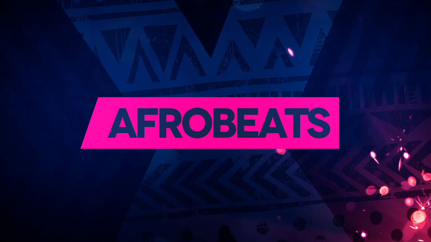 Afrobeats - Capital XTRA V4r