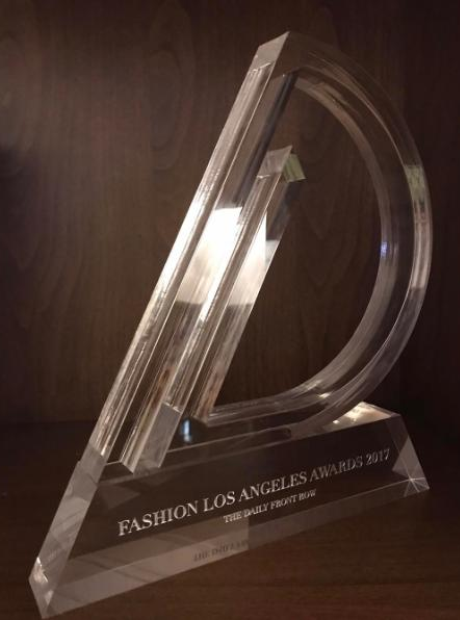 And Revealed Her Award For Being A Fashion Rebel 18