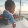 Image 7: Asahd Khaled on a yacht