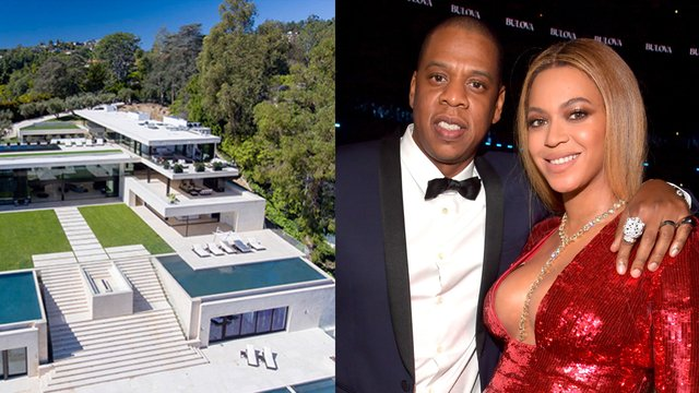 Beyonce And Jay Z Just Bid On This Insane 120 Million Bel Air Mansion Capital Xtra