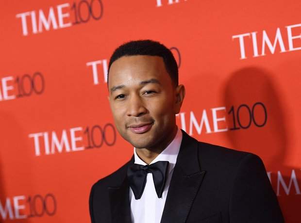 John Legend Time 100 event