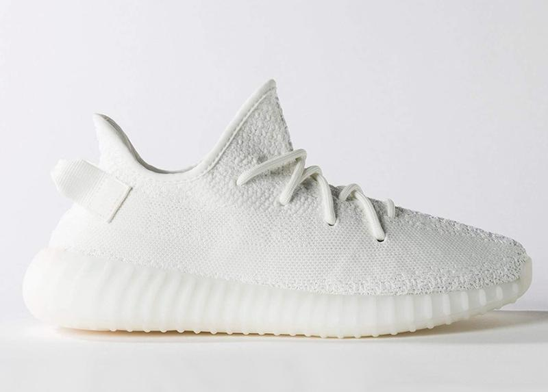 new product 45a60 a6afc Adidas Yeezy Boost 350 V2 'Cream White': What They Cost And ...
