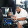Image 9: DJ Khaled and his son Asahd