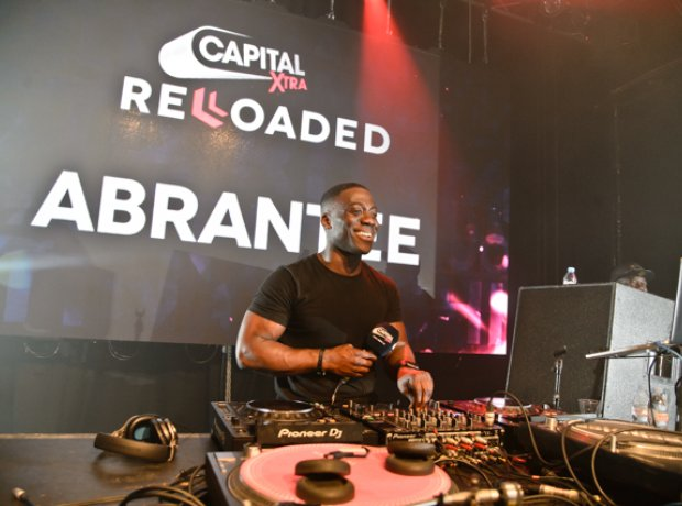 Capital XTRA Reloaded Live DJs